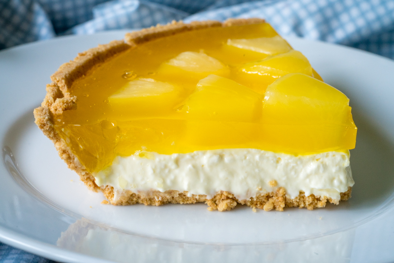 Pineapple Spectacular Pie 2
