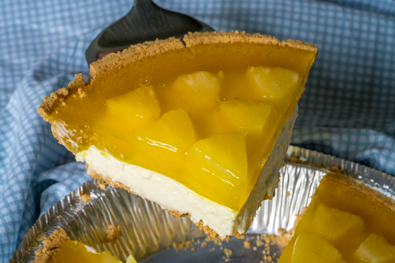 Pineapple Spectacular Pie 4
