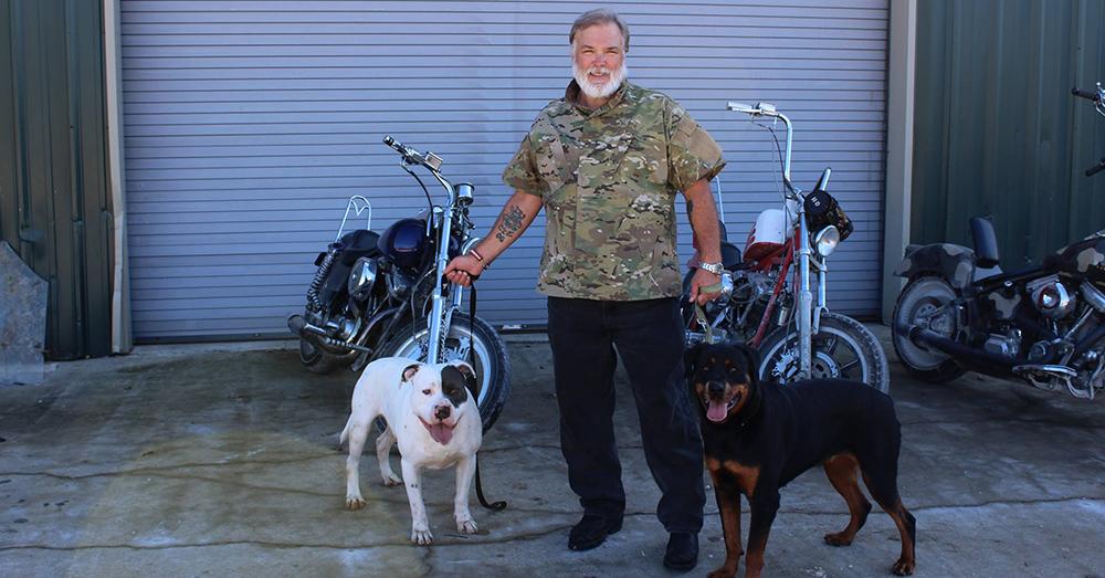 Source: Facebook/My Children Animal Rescue Shelter The My Children Animal Rescue Shelter is run by James Carmi.