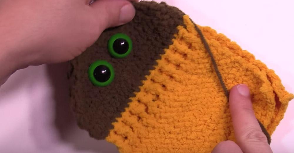 crochet bears 2