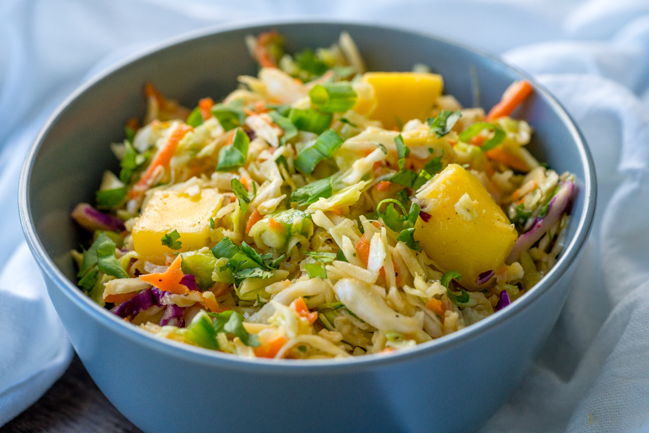 Carribean Coleslaw 9