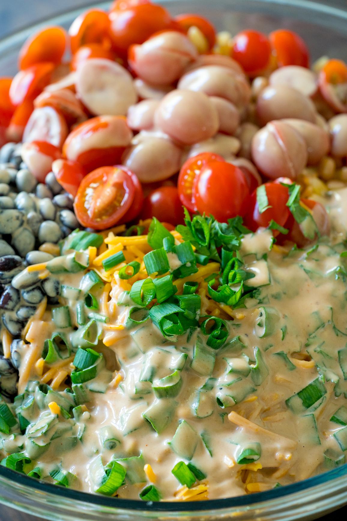 Cowboy Pasta Salad 4
