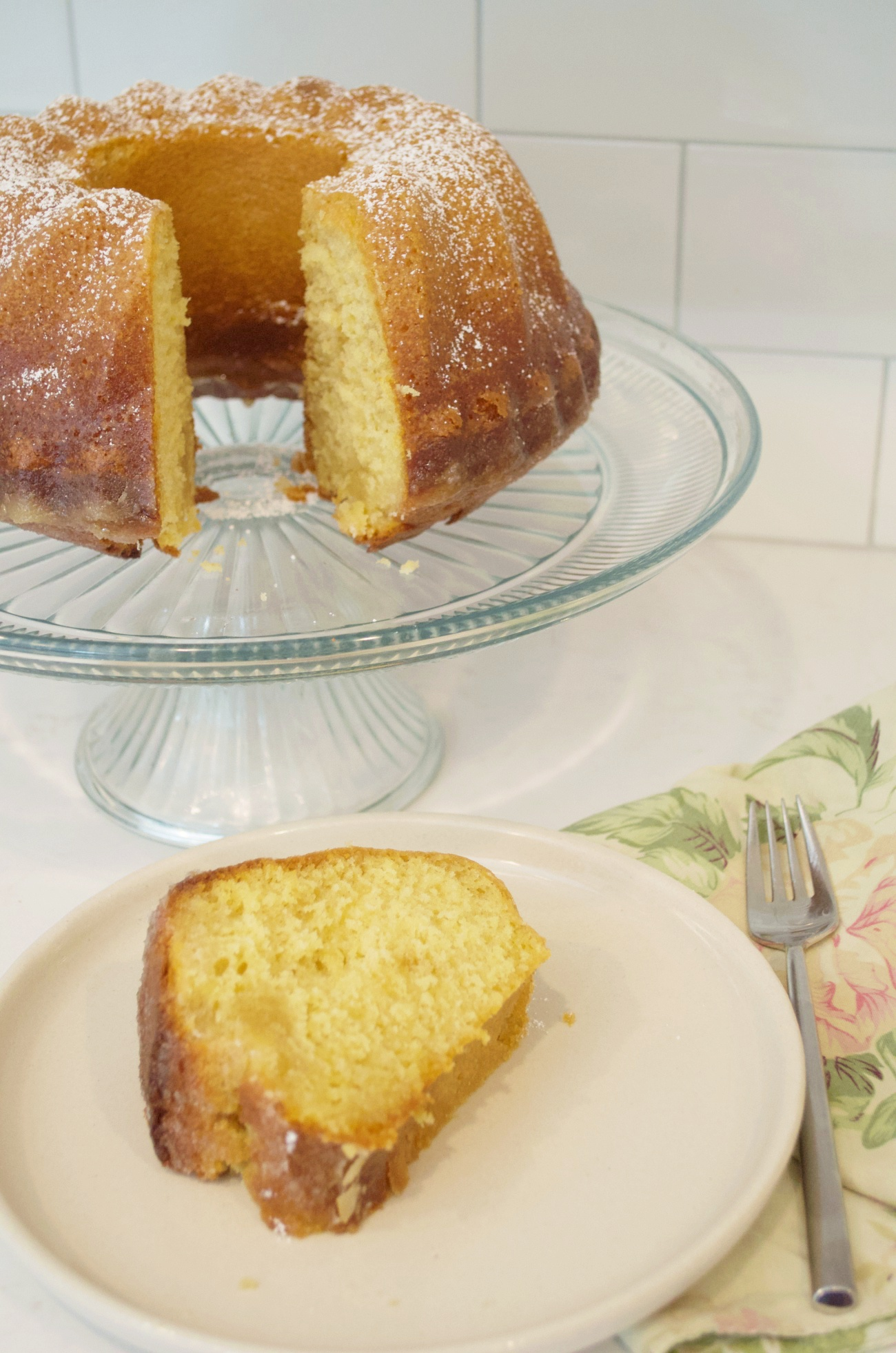 Kentucky Butter Cake 10