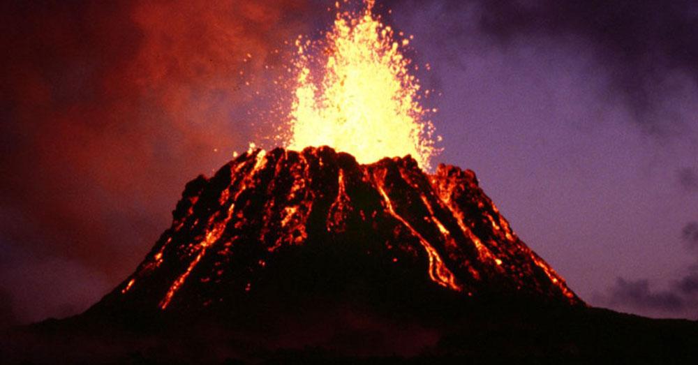 Source: Wikimedia Commons Kilauea began erupting in May 2018.