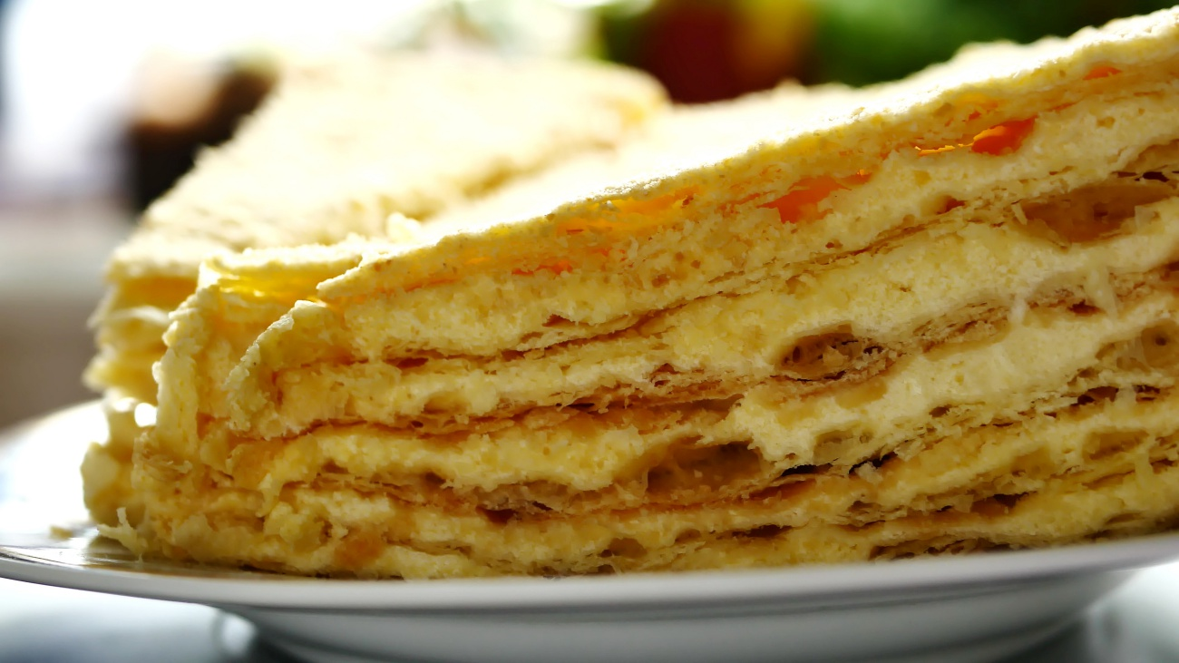 Napoleon Cake 3