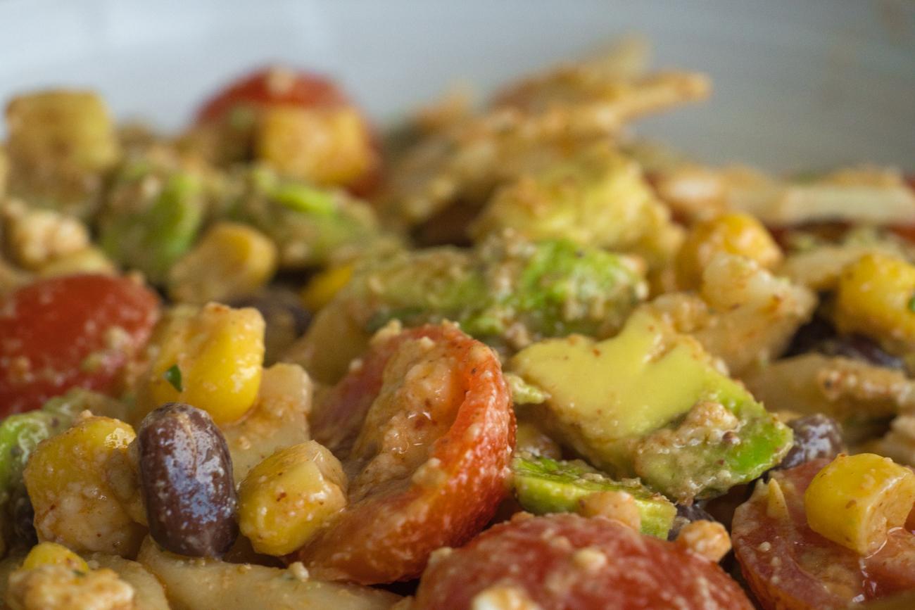 Tex Mex Pasta Salad Horizontal (9 of 10)