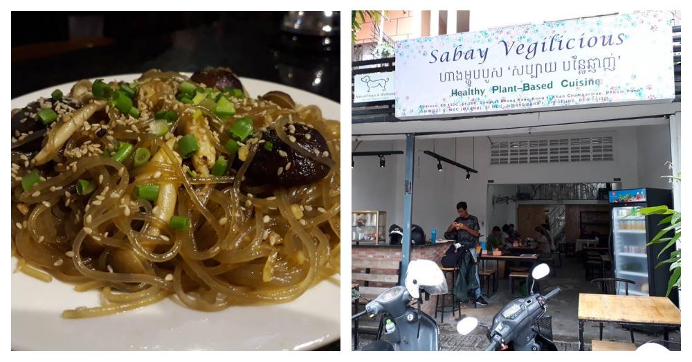 Photos: Facebook/Sabay Vegilicious
