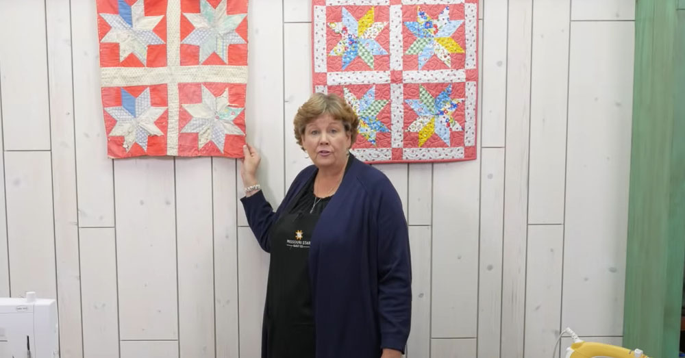 doll quilt 1