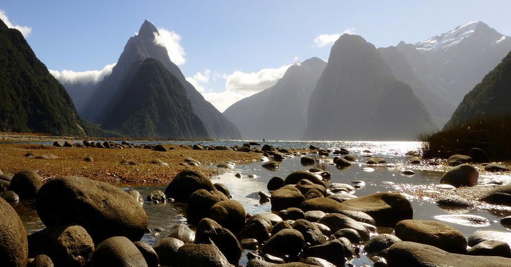 Photo: Flickr/Bernard Spragg. NZ