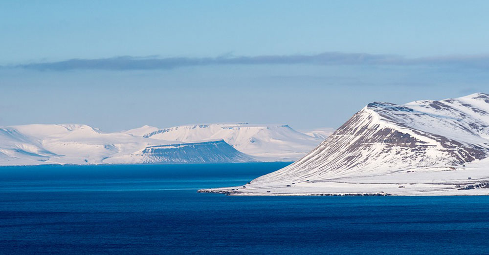 Source: Pixabay Svalbard, Norway.