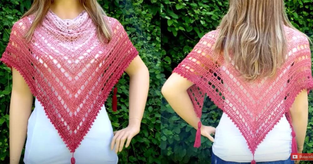 summer shawl 1