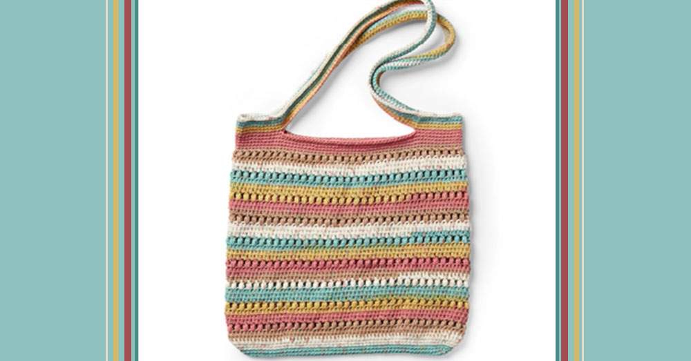 textured tote 1