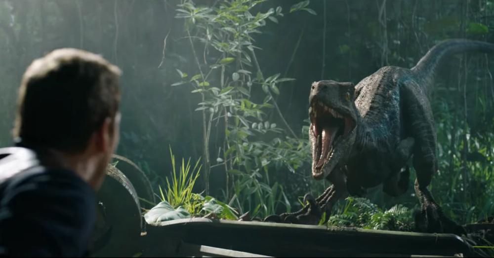 Photo: YouTube/Jurassic World: Fallen Kingdom-Final Trailer