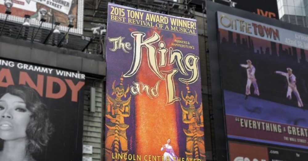 Photo: Facebook/The King and I the Musical