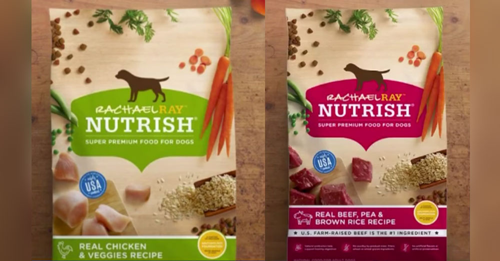Source: YouTube/CBS Boston Nutrish products are the subject of a class action suit alleging they contain glyphosates.