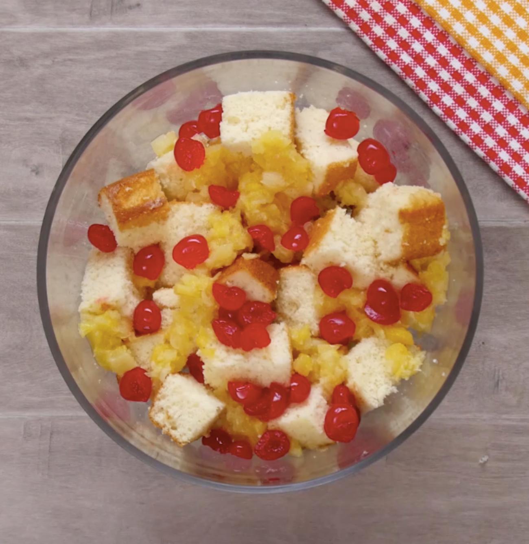 Pina Colada Trifle 3