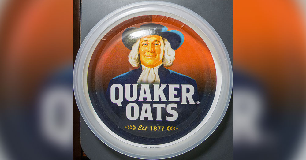 Source: flickr/Mark Morgan Quaker Oats tested the highest for glyphosates.