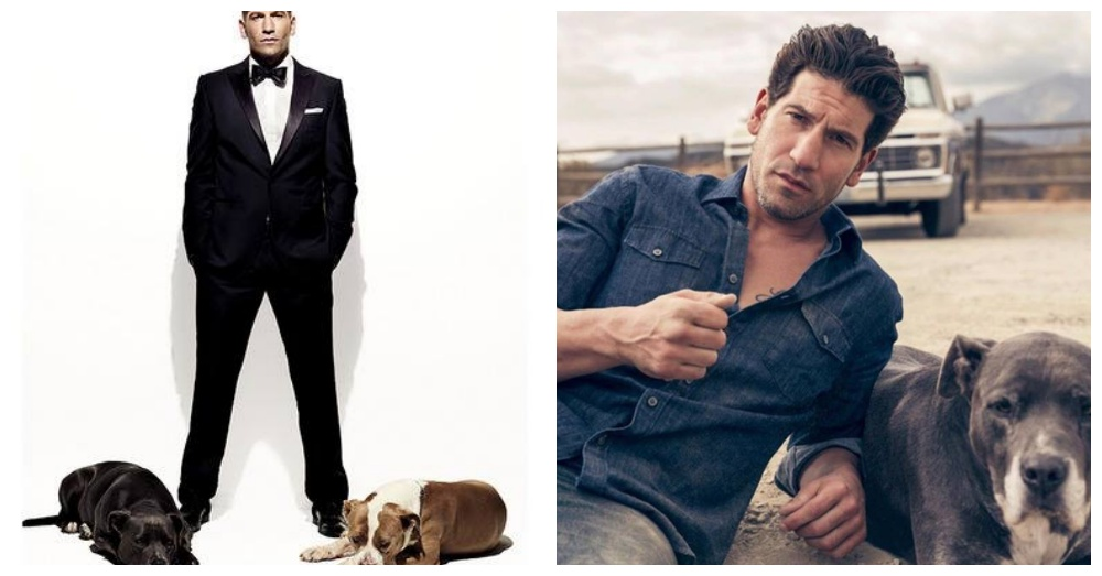 Photos: Facebook/Jon Bernthal