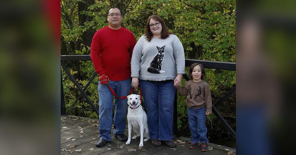 Source: GoFundMe Moses blonged to Tony and Jennifer Wang, of Peoria, Illinois.