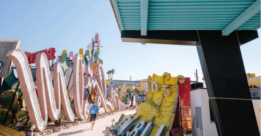 Photo: The Neon Museum