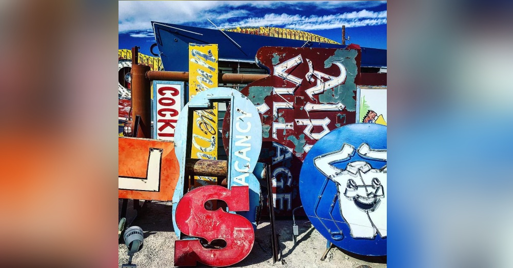 Photo: Facebook/The Neon Museum