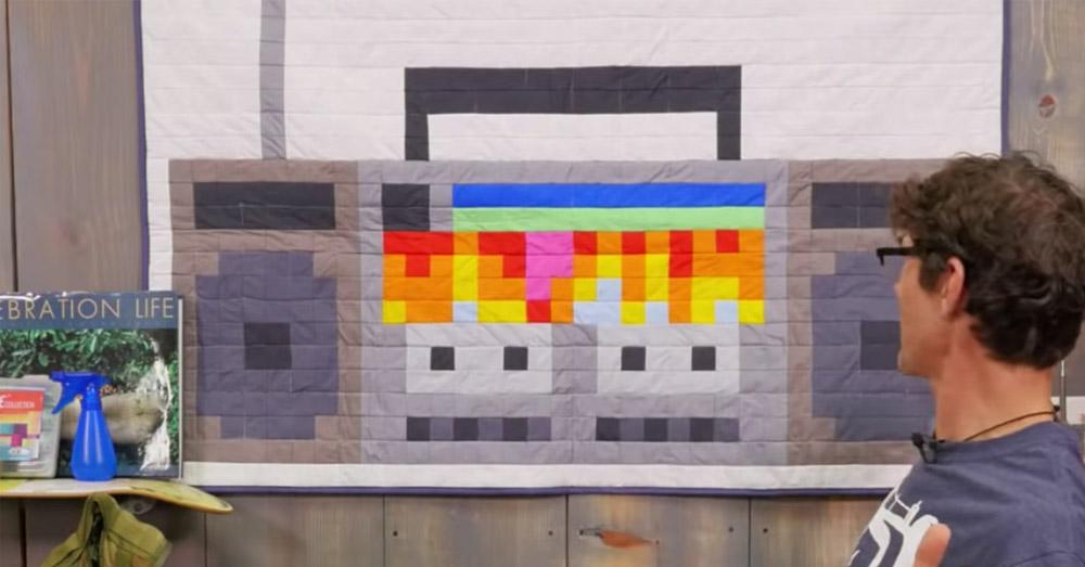 pixel quilt 1