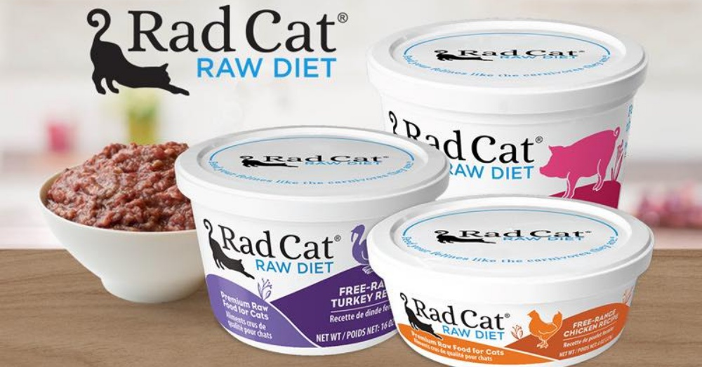 Raw Cat Food Canada
