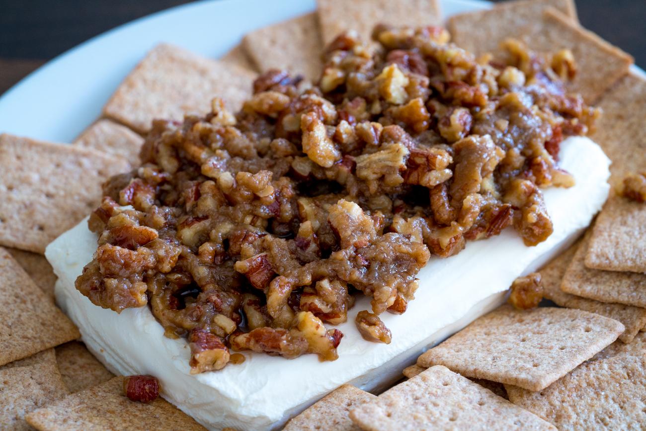 4 Cream Cheese Dips 168