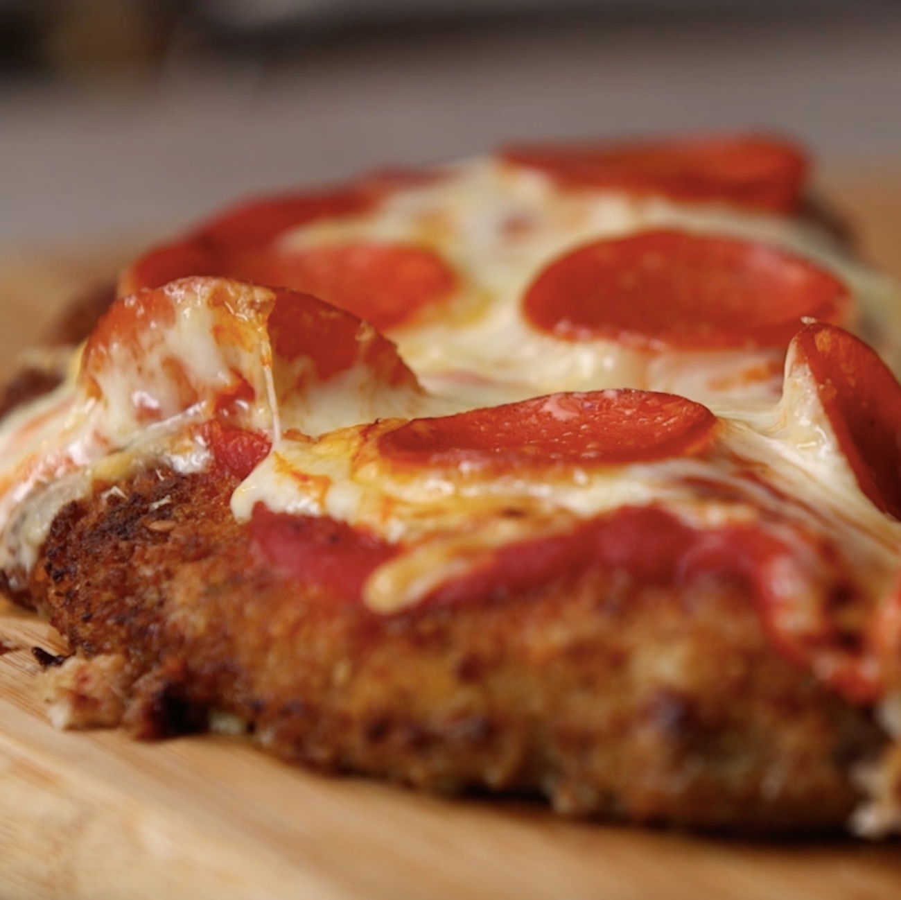 Chicken Parm Pizza 1