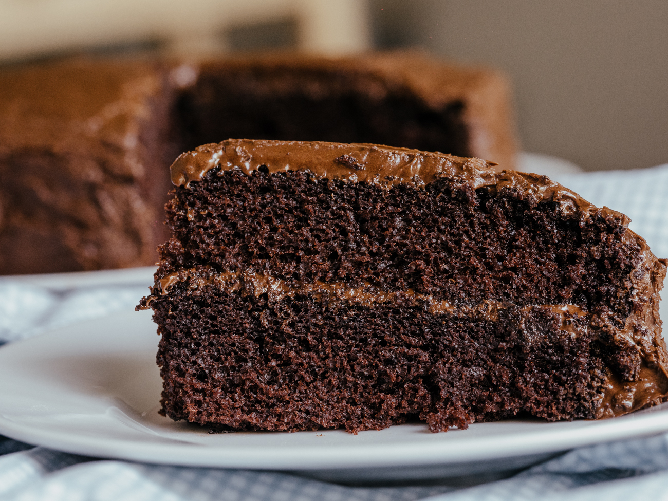 Old Fashioned Crazy Cake