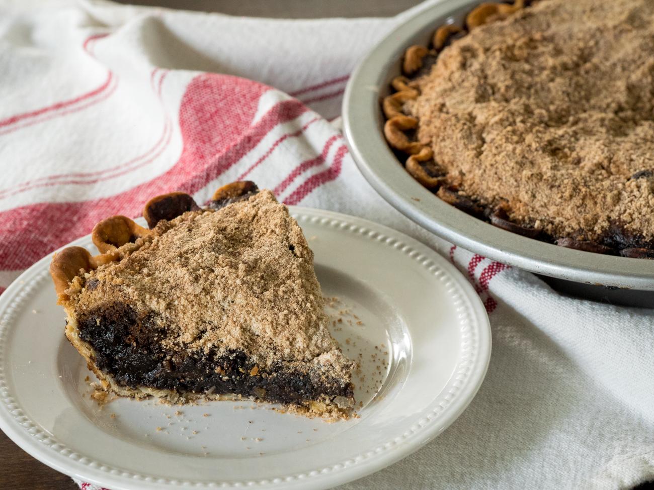 Vintage Pies Shoo Fly Pie