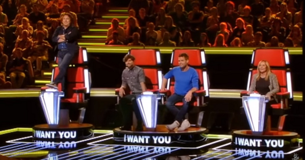 Photo: YouTube/The Voice Global