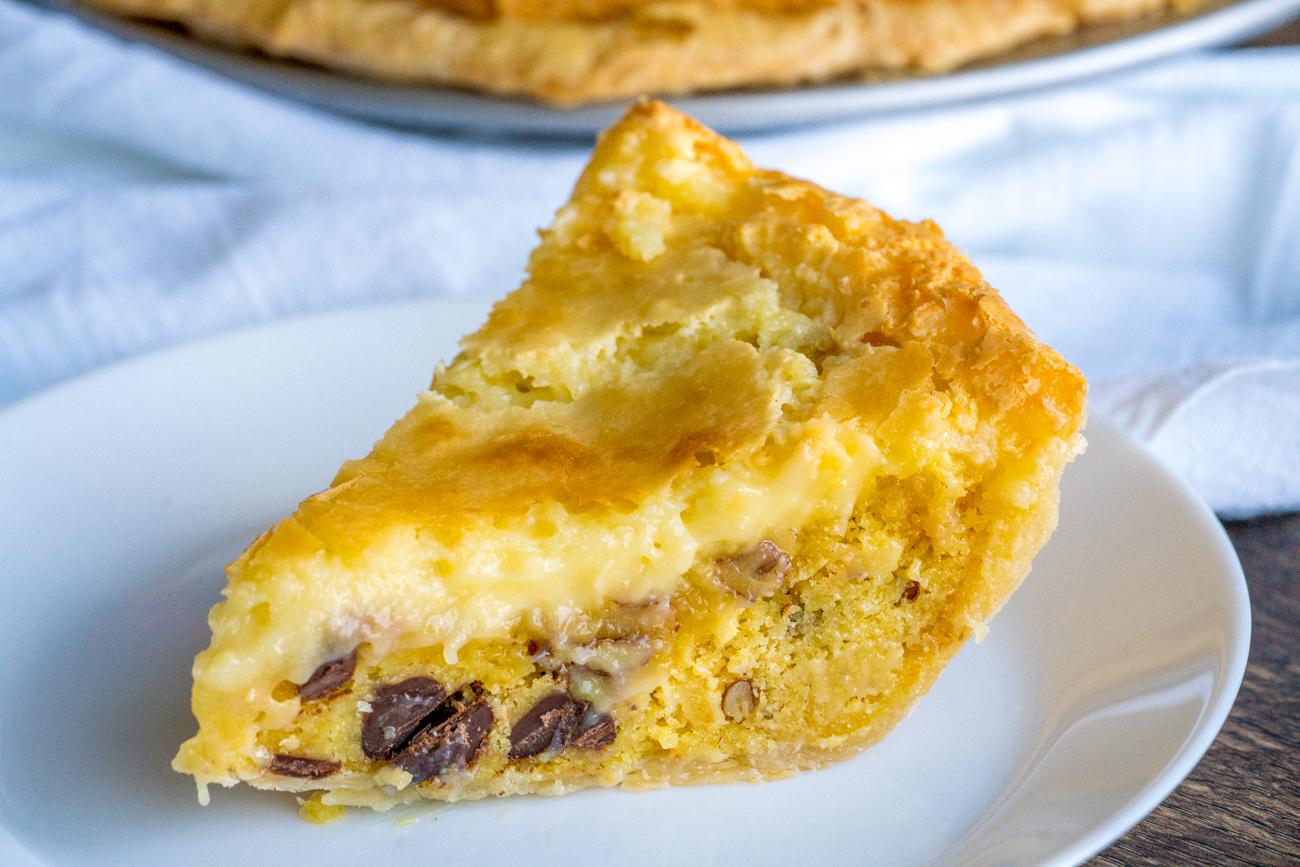 Bayou Brownie Pie DSC00439