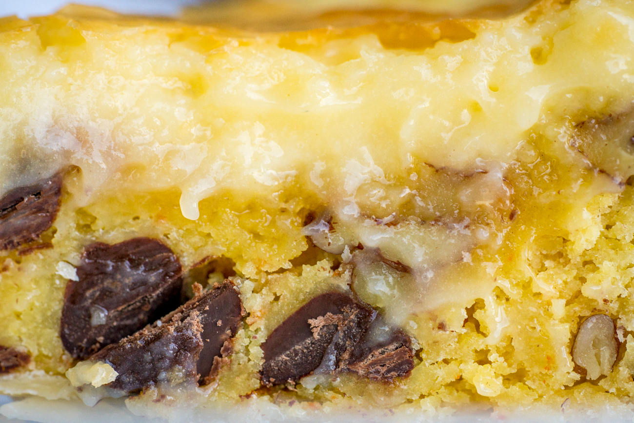 Bayou Brownie Pie DSC00444
