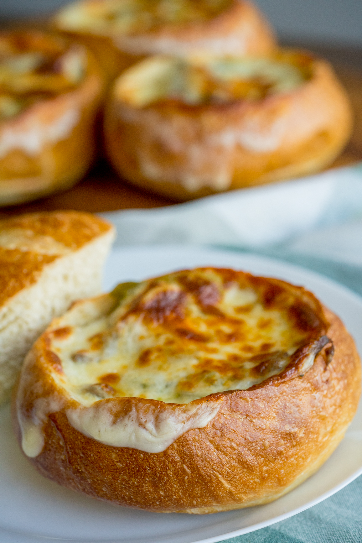 Creamy Philly Cheesesteak Soup Vertical (5 of 10)