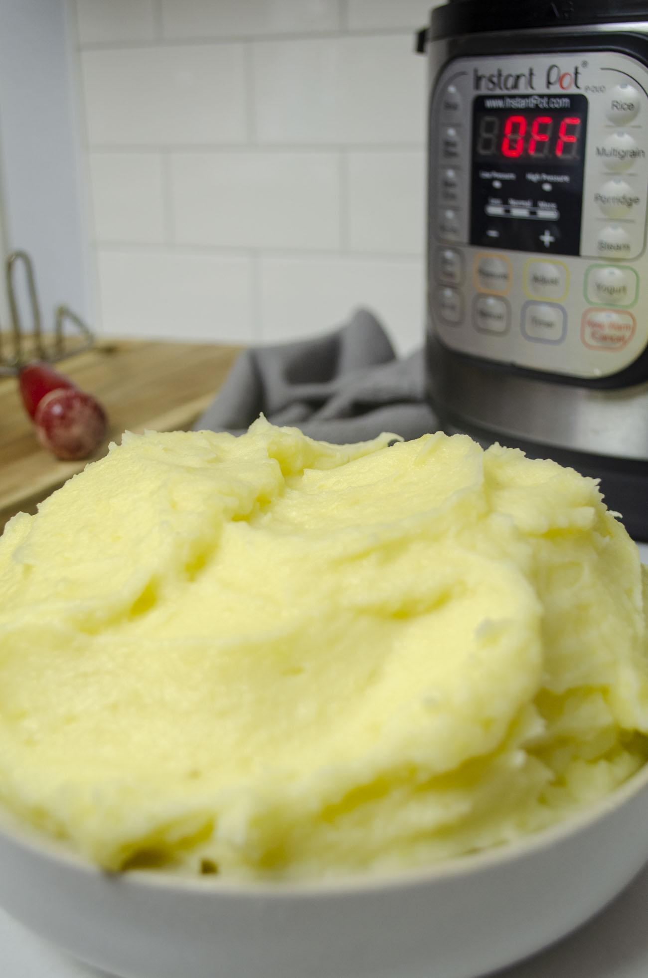 Instant Pot Mashed Potatoes Vertical 07