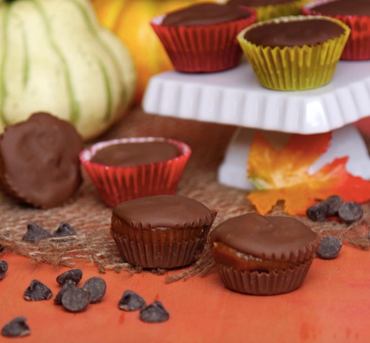 Pumpkin Spice Cups 2