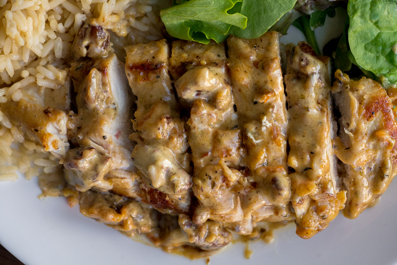 Toasted Pecan Chicken Horizontal (8 of 8)