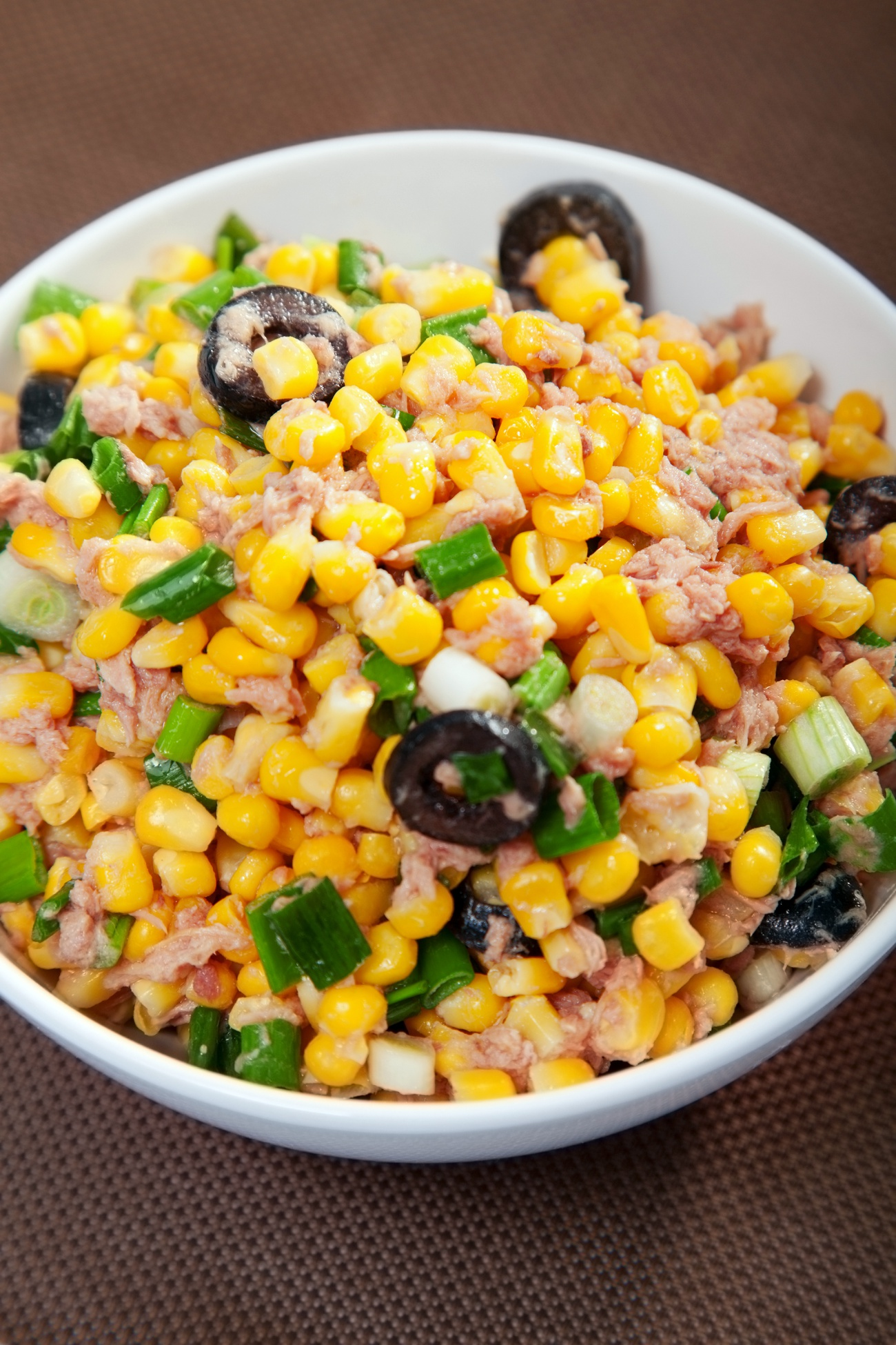 Tuna Corn Salad