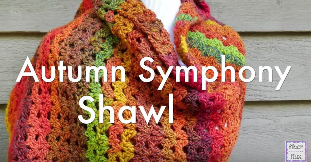 autumn shawl 1