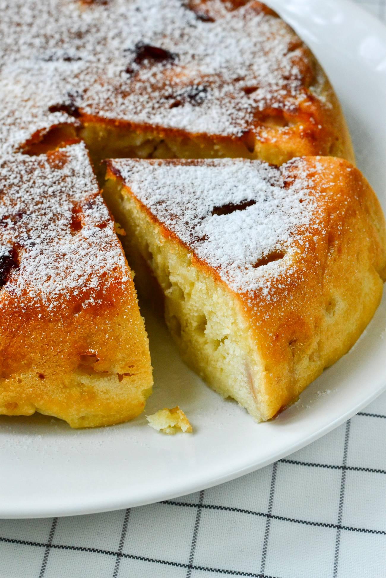 Fresh Apple Cake