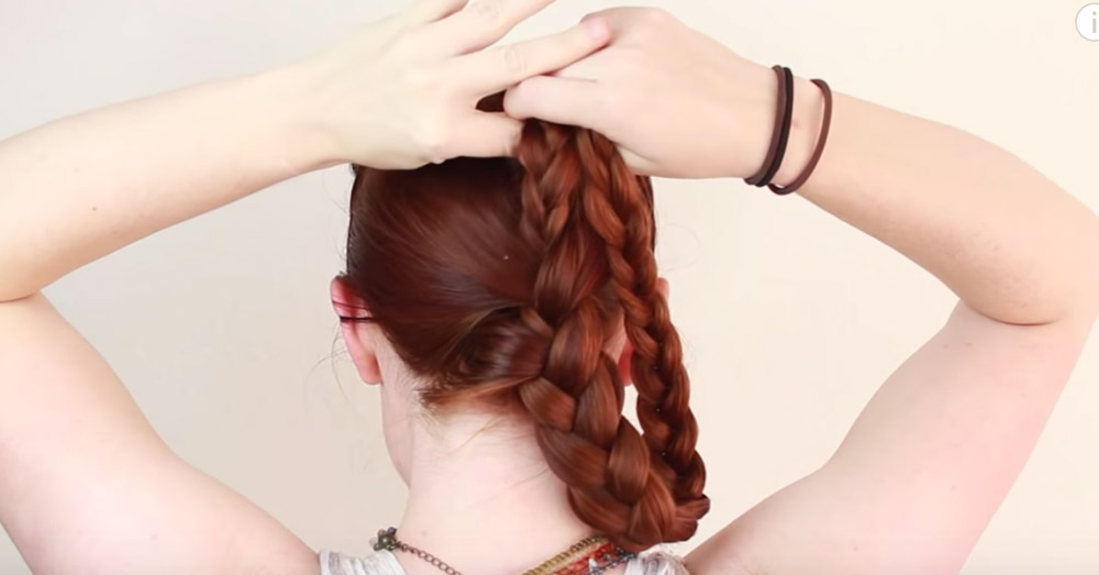 Gorgeous Hairstyles Worn By Viking Women Live Play Eat