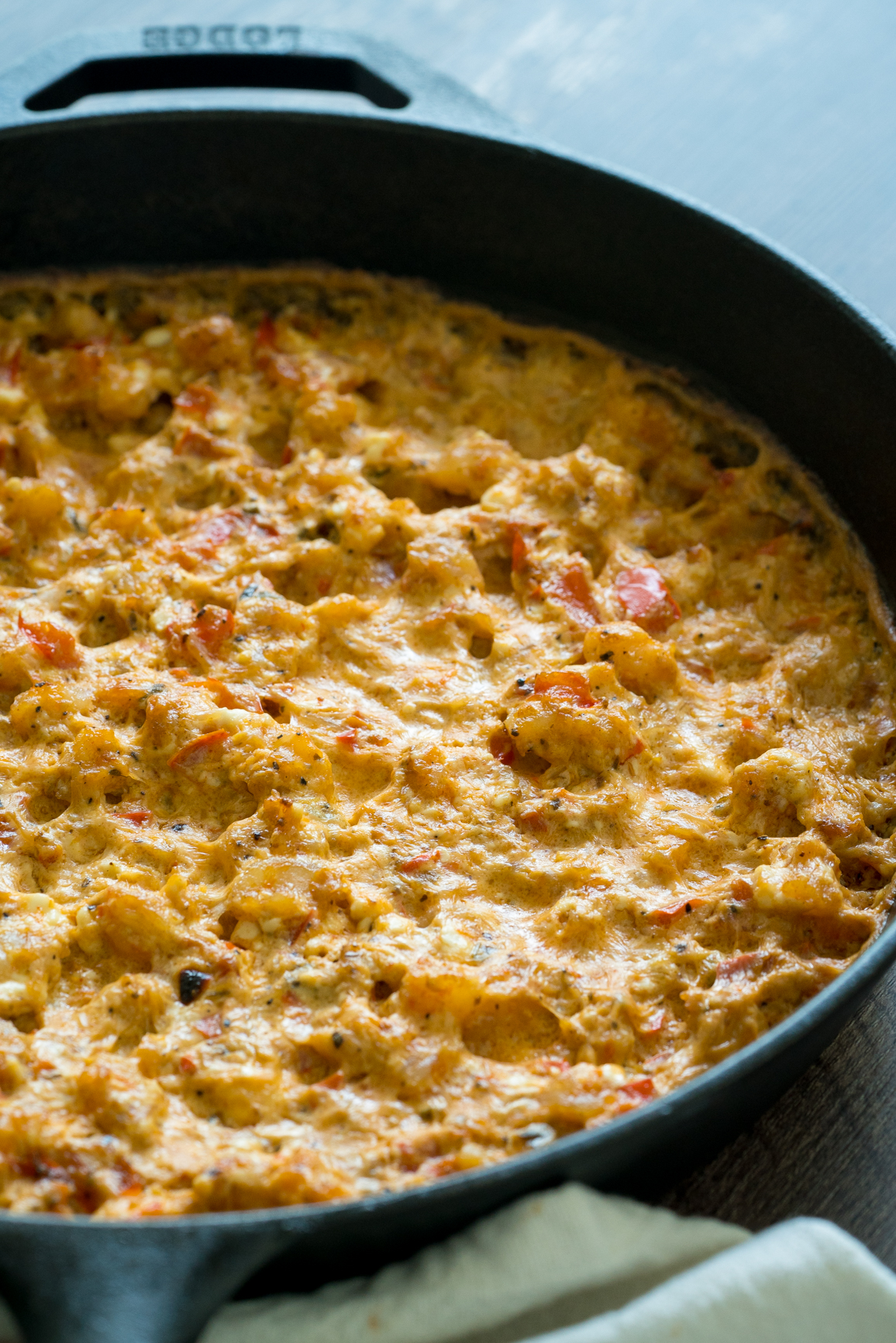 Louisiana Shrimp Dip