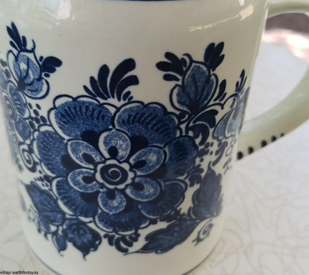How to Identify Delft Blue Pottery – Dusty Old Thing