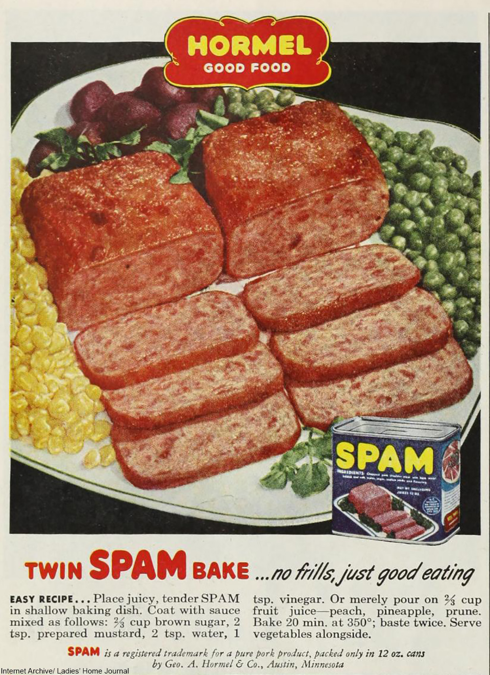How Spam Became a Household Name Because of WWII
