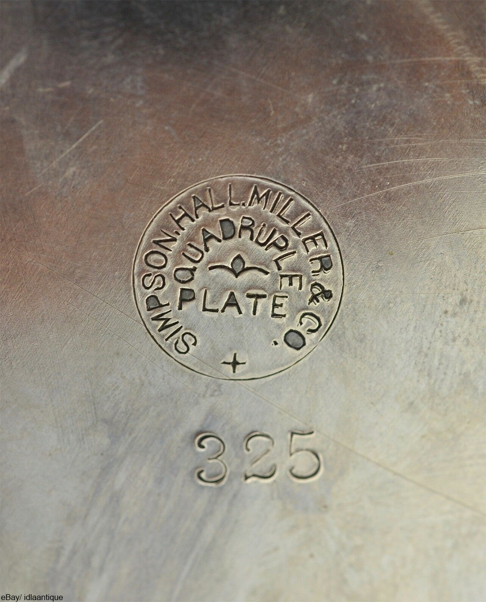 Antique Silver Hallmarks And Their Meanings – Dusty Old Thing