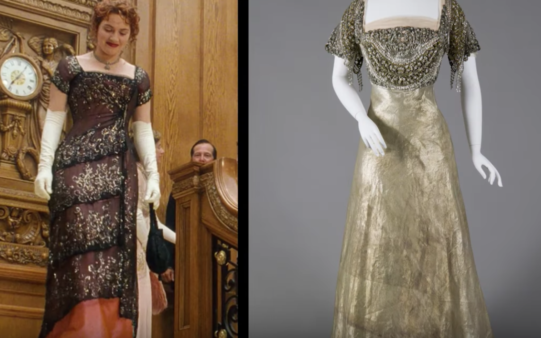 Fashion Expert Fact Checks Titanic S Costumes Live Play Eat