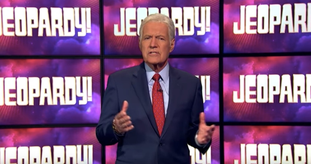"""Alex Trebek on the set of<em></noscript> Jeopardy!</em>"""" width=""""1000″ height=""""526″ class=""""alignnone size-full wp-image-276910″ /></p> <p><strong></p> <ul> <li>Alex Trebek is undergoing more chemotherapy treatments after his immunotherapy did not perform well.</li> <li>The disheartening news comes after reports that Trebek had been finishing up chemotherapy and was nearing remission.</li> <li>He asks everyone to keep him in their thoughts and prayers.</li> </ul> <p></strong></p> <p>It was reported a while ago that Alex Trebek of <em>Jeopardy!</em> was doing very well, ending his chemotherapy, and nearing remission. However, those reports have sadly changed. After a new video released on the official <em>Jeopardy!</em> YouTube channel, Trebek has some unhappy news. He will need to endure more chemotherapy after his health went south over the summer.</p> <p>""""This summer, because I was making such good progress, we thought I was finished with chemo,"""" Trebek says. """"That was a bit premature and certainly overoptimistic. I began immunotherapy, but that didn't go well. My numbers went south – dramatically and quickly.""""</p> <!-- No shortcodes are defined --> <h3>Trebek to undergo more chemo as a result of failing immunotherapy</h3> <figure style="""