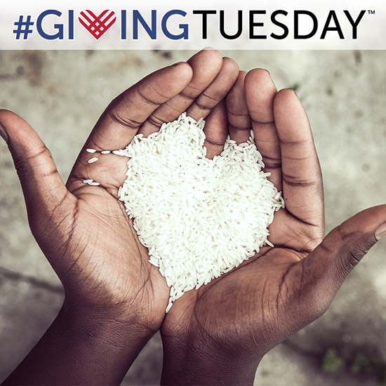 GivingTuesday: Help Feed 100,000 People