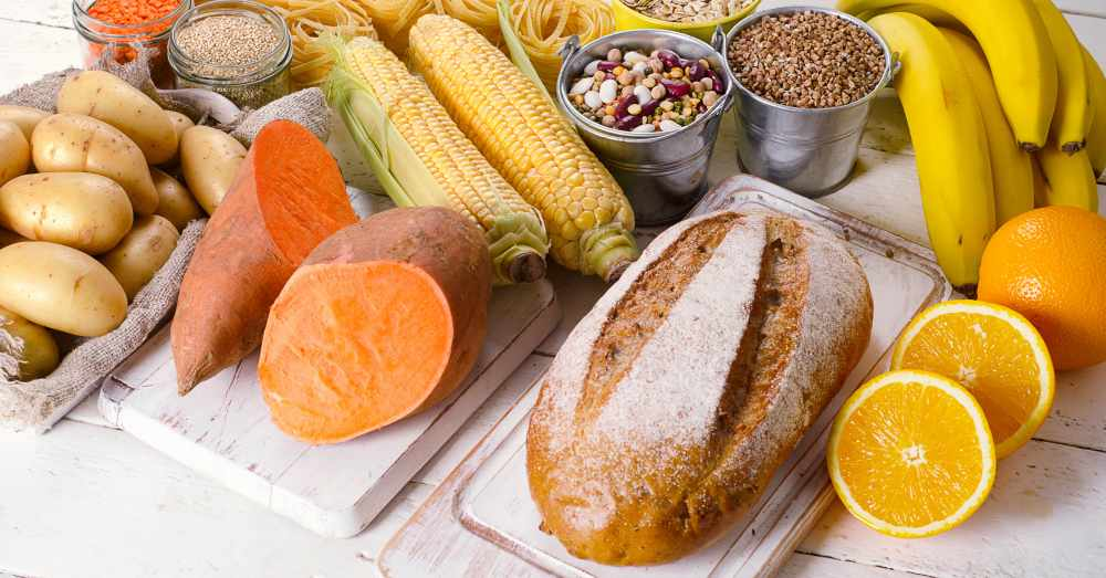 avoid Starchy Foods for healthy teeth